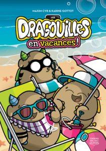 BD Les dragouilles en vacances - Festival BD de Montréal (FBDM)