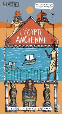 Explore l'Égypte ancienne - 12 suggestions lecture estivale de la librairie l'Exèdre