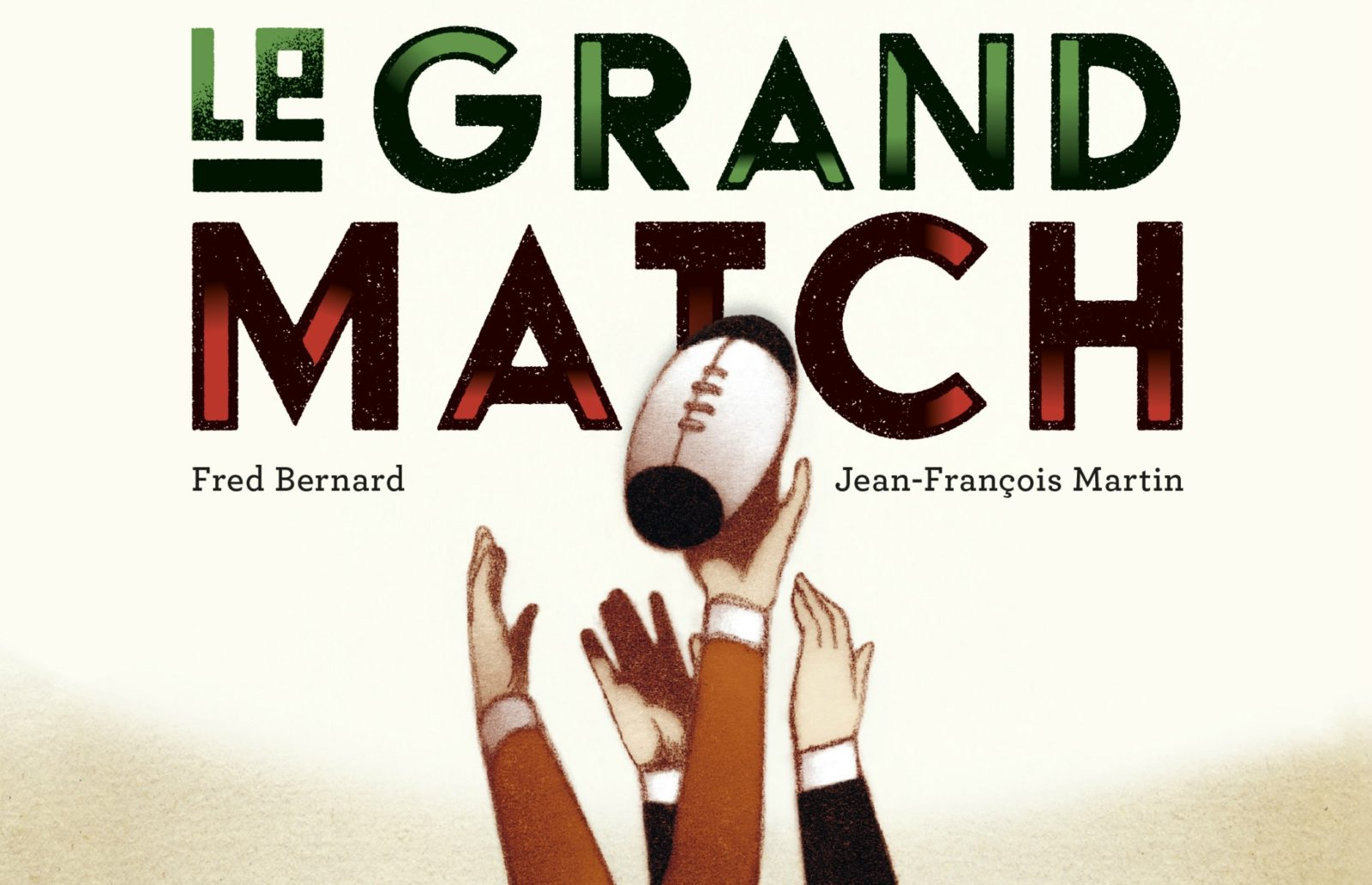 Le grand match : la revendication par le sport