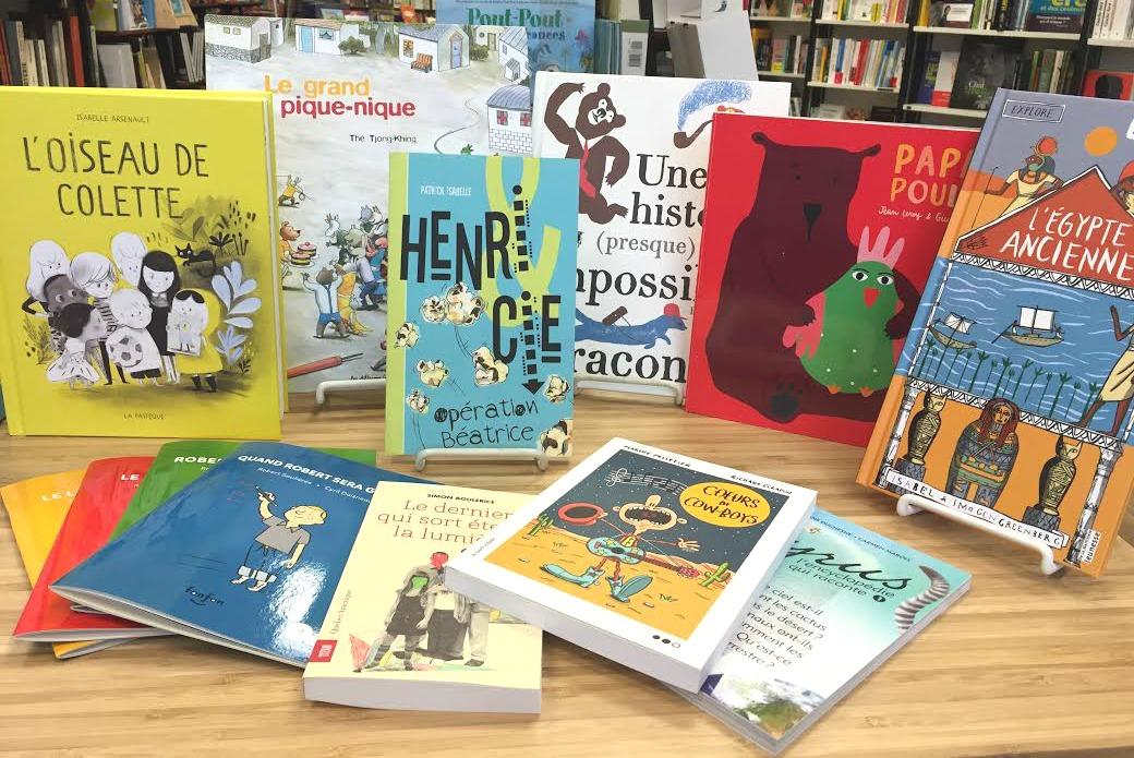 12 suggestions de lecture estivale de la librairie l'Exèdre