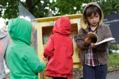 croque-livres - Quand les livres provoquent des rencontres