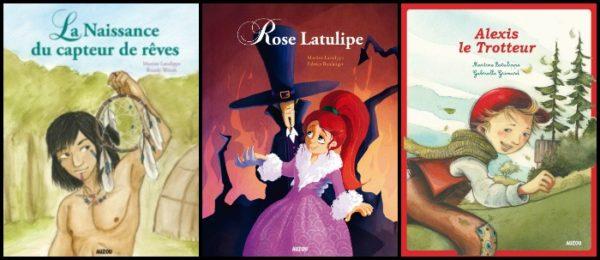 LIVRES ABORDABLES - littérature jeunesse québécoise à moins de 11$ - Les p'tits classiques