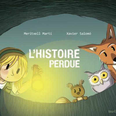L'histoire perdue : quand l'illustrateur désobéit à l'auteur !