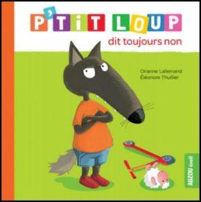 3 livres et la collection P'tit Loup pour faire participer ton toddler