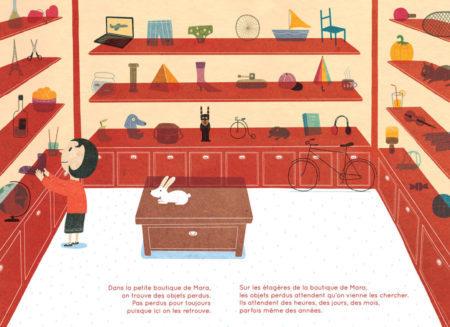 La petite boutique des objets perdus