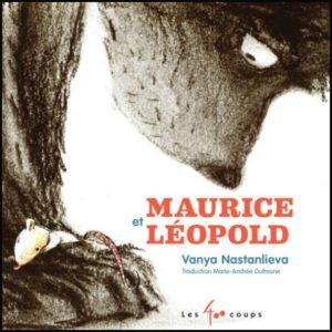 Maurice et Léopold - pour faire participer ton toddler