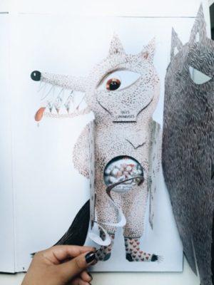 À l'intérieur des méchants - le loup, l'ogre et la sorcière se confient