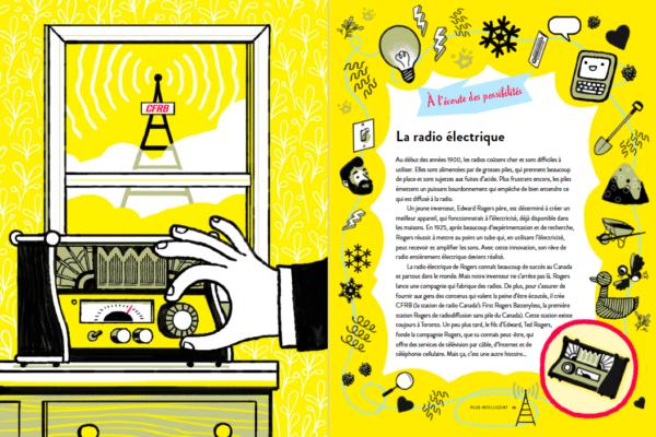 Ingénieux Junior: innovations d'ici qui ont rendu le monde meilleur
