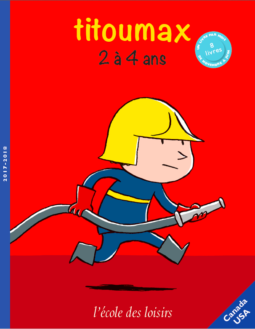 Titoumax - abonnement l'école des Max