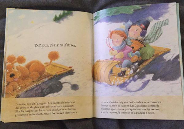 Un livre à moi TD offrira 550 000 livres « Bonjour Canada ! »