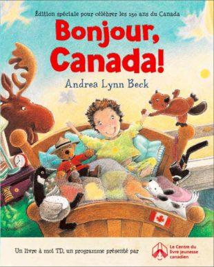 Un livre à moi TD offrira 550 000 livres «Bonjour Canada!»