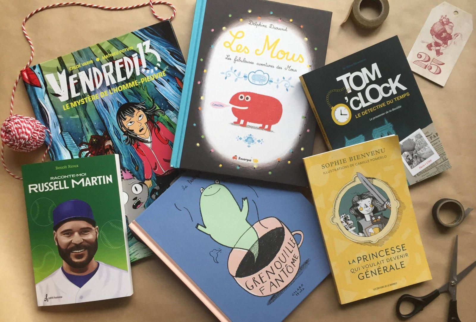 Échange de cadeaux LITTÉRAIRE pour Noël entre les élèves !
