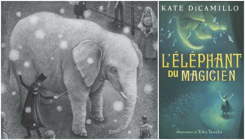 L'éléphant du magicien : excellent roman 8+ de Kate DiCamillo
