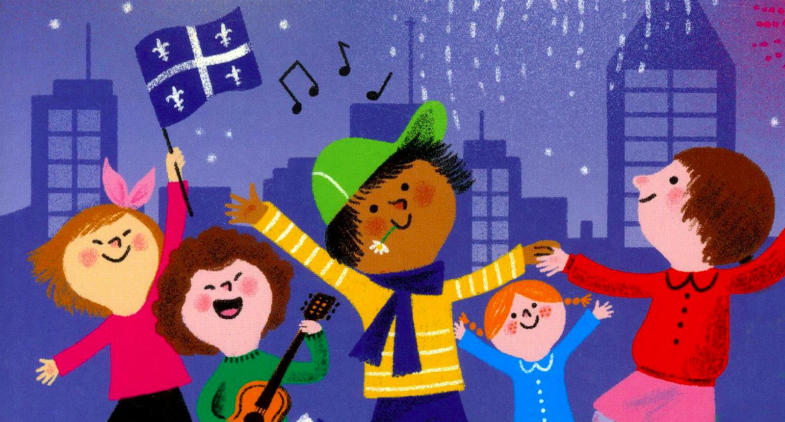 Coup de coeur pour « Mes premières chansons québécoises »