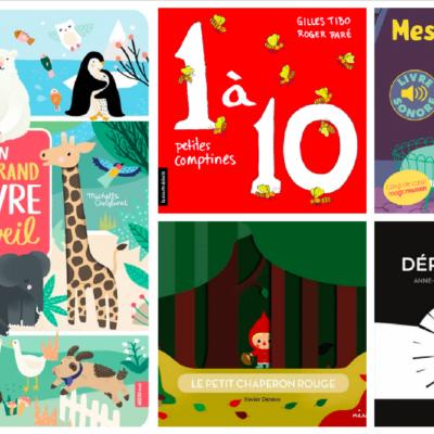À quel âge commencer la lecture à bébé et où vont donc les brocolis?