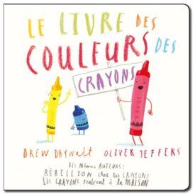 Apprendre les concepts abstraits - Le livre des couleurs et des crayons