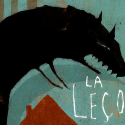 « La leçon » : un album coup de poing de Michaël Escoffier