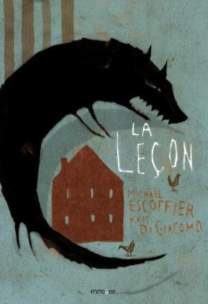 LA LEÇON - Michaël Escoffier, Kris Di Giacomo