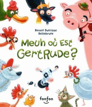Meuh où est Gertrude? - Fonfon Livre + Application