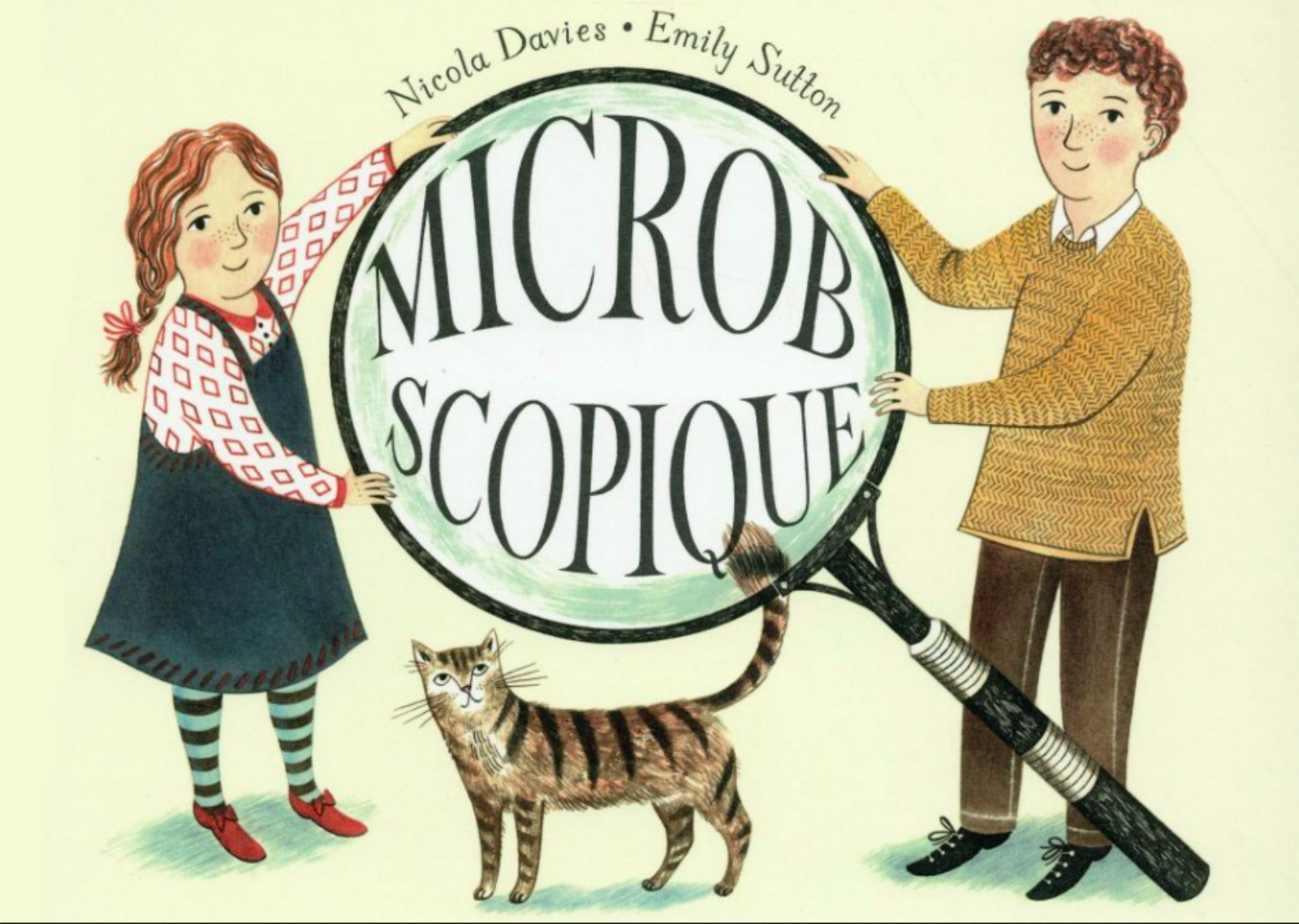 Microbscopique : le minimonde FASCINANT des microbes