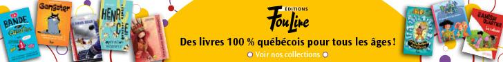 Éditions Fou Lire