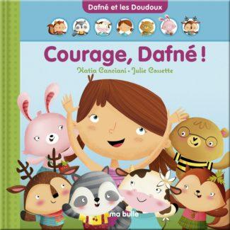 Courage, Dafné ! - L'importance du héros de fiction pour les petits