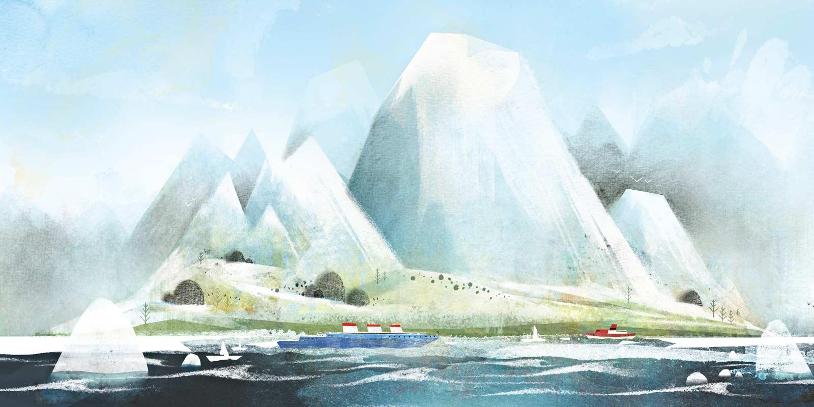 Le brouillard – Une fable écologique pour le Jour de la Terre