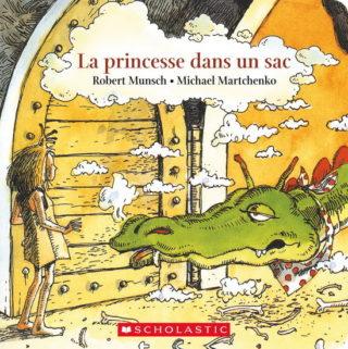 La princesse dans un sac Robert munsch - Devient-on ce qu'on lit?
