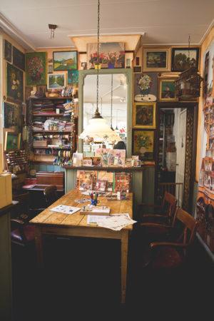 Sam et Julia - Entrez visiter la maison des souris à Amsterdam !
