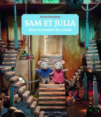 Sam et Julia - Entrez visiter la maison des souris à Amsterdam