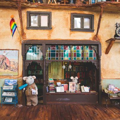Sam et Julia – Entrez visiter la maison des souris à Amsterdam !