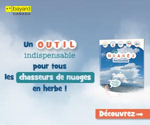 Publicité Bayard Canada - Les nuages
