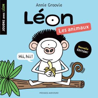 Jouons avec Léon — Les animaux