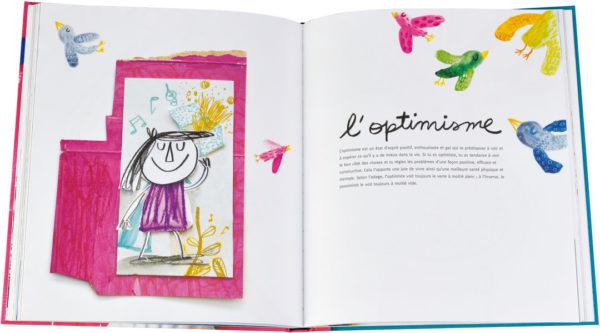 L'OPTIMISME - Le labyrinthe de l'âme - Anna Llenas Quatre fleuves