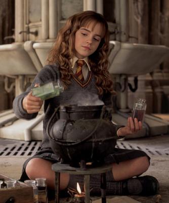 Polynectar - Une semaine thématique dans l'univers d'Harry Potter