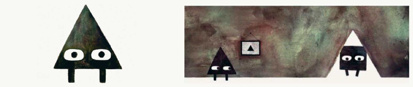 TRIANGLE, ou les formes géométriques vues autrement