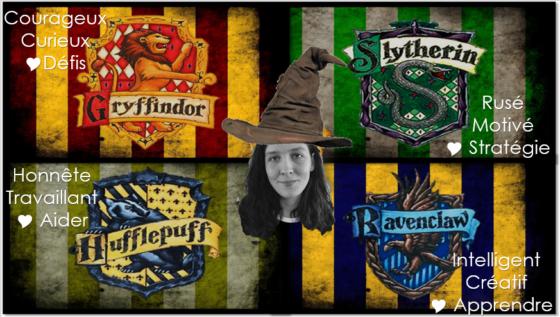 Une semaine thématique dans l'univers d'Harry Potter - Choixpeau