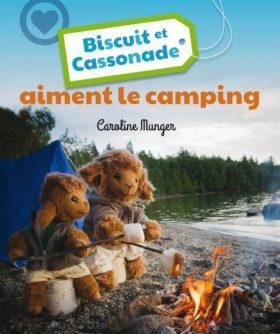 Biscuit et Cassonade aiment le camping - Ode à ralentir