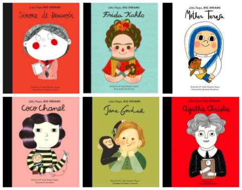 De petite à GRANDE : enfin une collection inspirante pour les jeunes filles !