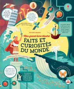 Faits et curiosités du monde - Usborne