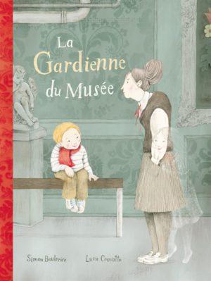 La gardienne du musée - Éditions de la Bagnole