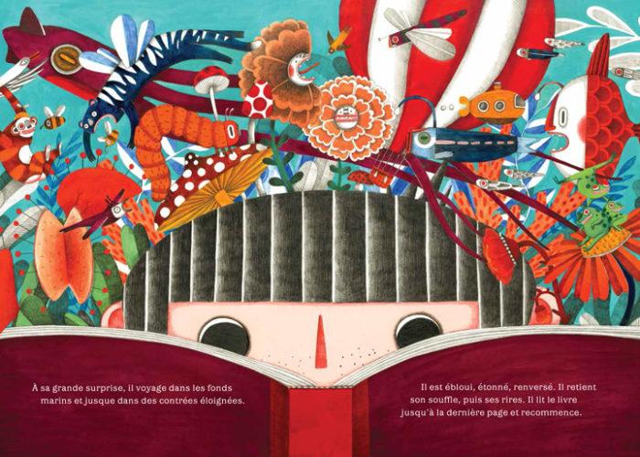 Le bon petit livre - Kyo Maclear & MArion Arbona