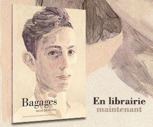 Publicité éditions de la Bagnole - Bagages
