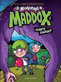Les mégaventures de Maddox - Le 12 août j'achète un livre québécois