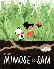 Mimose & Sam - Le 12 août j'achète un livre québécois