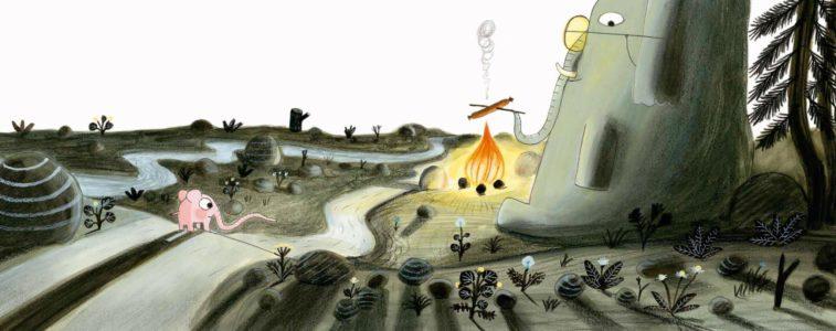Pomelo et la grande aventure - Albin Michel jeunesse