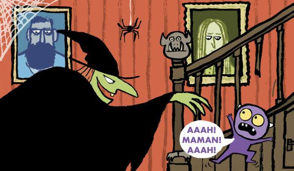 Raconte-moi une histoire qui fait peur - Frissonner de plaisir à l'Halloween