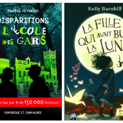 Les enfants de 9 ans et plus s'arrachent ces 6 romans… et dévorent !