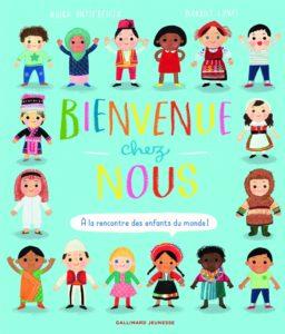 Bienvenue chez nous (Gallimard jeunesse)