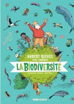 Hubert Reeves nous explique la biodiversité (Le Lombard)